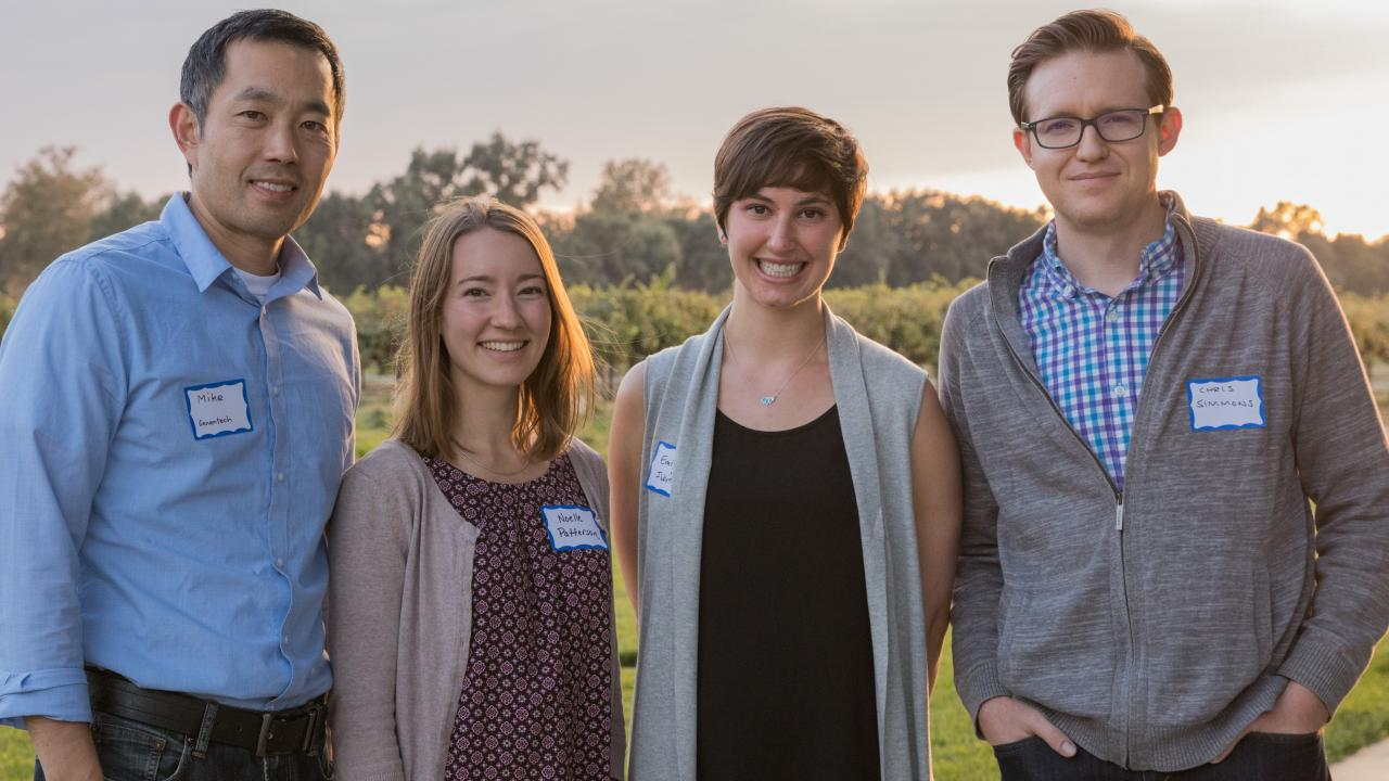 BAE Alumni Panel at UC Davis Biological and Agricultural Engineering