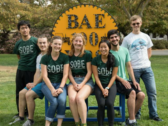 Biological and Agricultural Engineering Society of Biological Engineers BAE SOBE