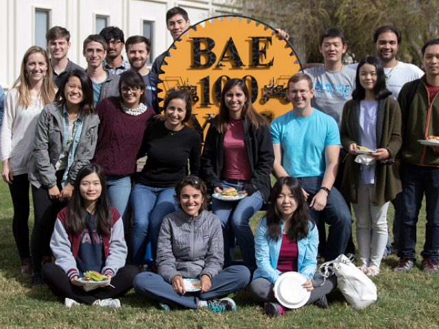 Graduate Student Association in Biological and Agricultural Engineering at UC Davis