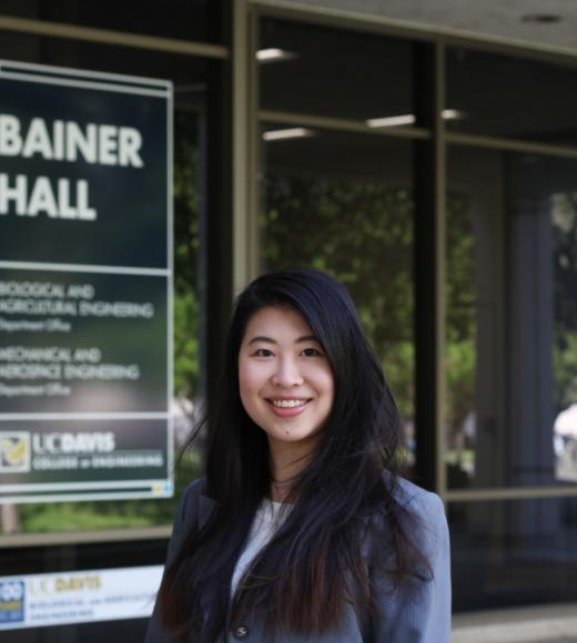 Amber Chou UC Davis Biological and Agricultural Engineering