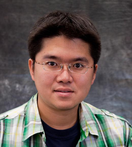 UC Davis Biological and Agricultural Engineering BAE Faculty Tien-Chieh Hung