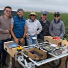 uc davis biological agricultural engineering harvest robots stavros vougioukas